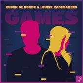 Games von Ruben de Ronde