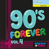 90's Forever 04 (Mixed Compilation for Fitness & Workout - 135 BPM - 32 Count - Ideal for Mid-Tempo) by Various Artists