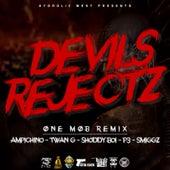 Devil's Rejectz (One Mob Remix) [feat. Ampichino, Twan G, Shoddy Boi, P3 & Smiggz] by Hydrolic West