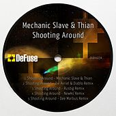 Shooting Around de Mechanic Slave, Thian, Igor Kuna