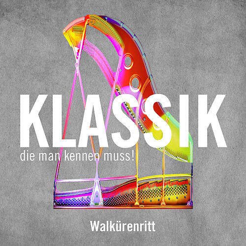 Walk??renritt (Ride of the Valkyries) von Gustav Kuhn