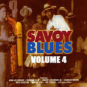 The Savoy Blues, Vol. 4 by Various Artists