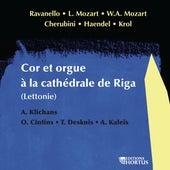 Cor et orgue à la cathédrale de Riga de Arvids Klichans