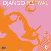 Django Festival 8 von Various Artists