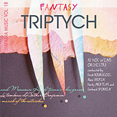 Fantasy Triptych by Ad Hoc Wind Orchestra