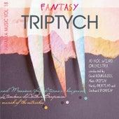 Fantasy Triptych de Ad Hoc Wind Orchestra