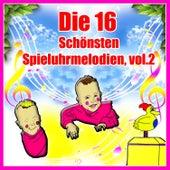 Die 16 Schönsten Spieluhrmelodien, Vol. 2 by Tomas Blank