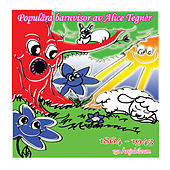 Populära Barnvisor av Alice Tegnér by Tomas Blank