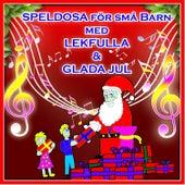 SPELDOSA för Små BARN med LEKFULLA & GLADA JUL by Tomas Blank