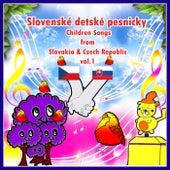 Slovenské detské pesnicky / Children Songs from Slovakia & Tjeck republic (SPELDOSA för BABYN,med Visor från Slovakien & Tjeckien), Vol. 1 by Tomas Blank