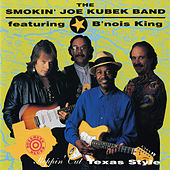 Steppin' Out Texas Style by The Smokin' Joe Kubek Band