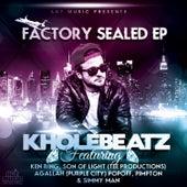 Factory Sealed Deluxe Edition de Kholebeatz