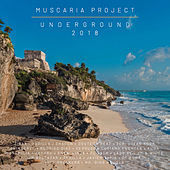 Muscaria Project Underground 2018 - EP de Various Artists