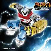 Laws of Robotics - Laws E.P. Three de Various Artists