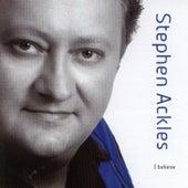I Believe de Stephen Ackles
