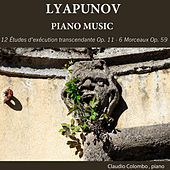 Lyapunov: Piano Music by Claudio Colombo