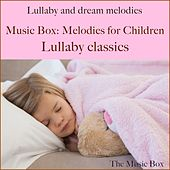 Music box: Melodies for children - lullaby classics (Lullaby classics for relaxation) von Lullaby Sound Orchestra
