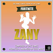 Fortnite Battle Royale - Zany - Dance Emote by Geek Music