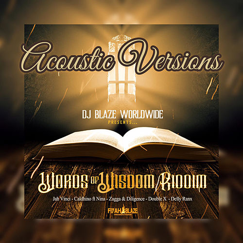 Words of Wisdom Riddim: Acoustic Versions by Various Artists