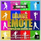 Fortnite Battle Royale - Dance Emotes Compilation Volume One by Geek Music