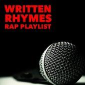 Written Rhymes Rap Mix de Various Artists