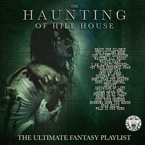 The Haunting Of Hill House The Ultimate Fantasy By Various Artists