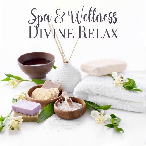 Spa & Wellness Divine Relax – New Age Deep Relax Music, Pleasure Massage Moments, Stress Relief von Wellness