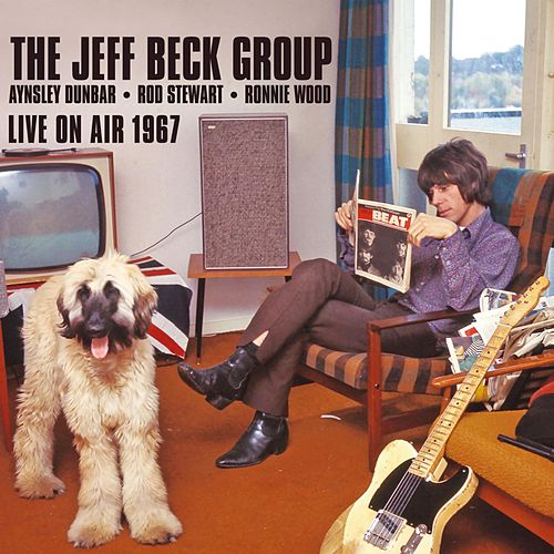 Live On Air 1967 de Jeff Beck