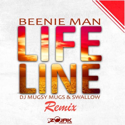 Lifeline Remix (feat. DJ Mugsy Mugs & Swallow) by Beenie Man