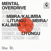 Dartrax Ep von Mental Overdrive