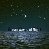 Ocean Waves At Night by Various Artists