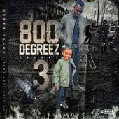 800 Degreez, Vol. 3 by Donny Darko