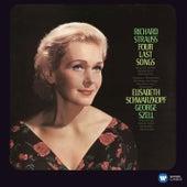 Richard Strauss: Vier Letzte Lieder [2011 - Remaster] (2011 Remastered Version) by Elisabeth Schwarzkopf