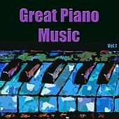 Great Piano Music, Vol. 1 von Various Artists