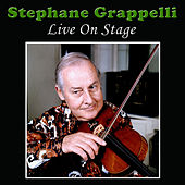 Stephane Grappelli Live On Stage (Live) de Stephane Grappelli