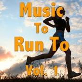 Music To Run To, Vol. 1 de Various Artists