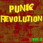 Punk Revolution, Vol. 2 (Live) de Various Artists