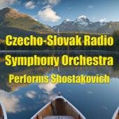 Czecho-Slovak Radio Symphony Orchestra Performs Shostakovich de Czecho-Slovak Radio Symphony Orchestra