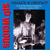 Search & Destroy (Live) by Sid Vicious