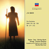 J.S. Bach: Six Cantatas by Various Artists