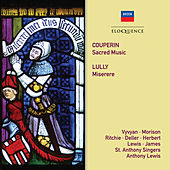 Couperin: Sacred Music; Lully: Miserere de Various Artists