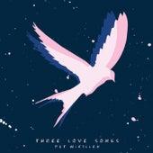 Three Love Songs de Pat McKillen