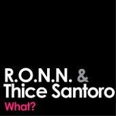 What? by R.O.N.N.