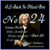 Cantata No. 88, 'Siehe, ich will viel Fischer aussenden'', BWV 88 de Shinji Ishihara
