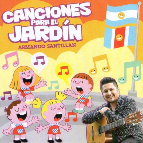 Canciones para el Jardín de Armando Santillán