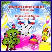 Slovenské detské pesnicky / Children Songs from Slovakia & Tjeck republic (SPELDOSA för BABYN,med Visor från Slovakien & Tjeckien), Vol. 2 by Tomas Blank