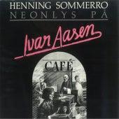 Neonlys På Ivar Aasen by Henning Sommerro