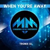 When You're Away by Tronix DJ