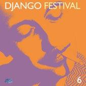 Django Festival 6 von Various Artists