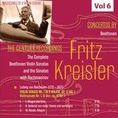 Milestones of a Violin Legend: Fritz Kreisler, Vol. 6 von Fritz Kreisler